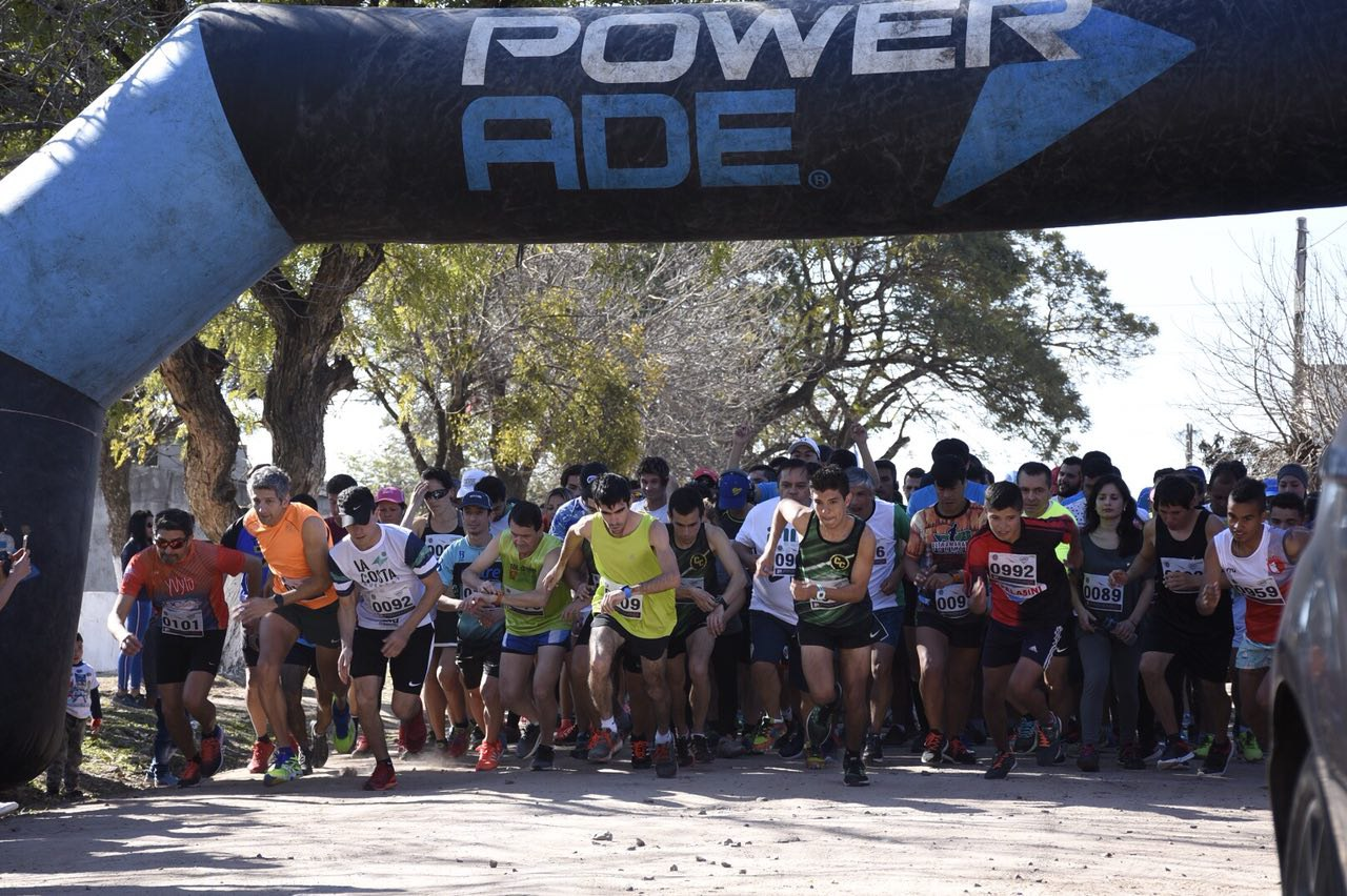 Maratones Barriales: este domingo, en el Molina Punta