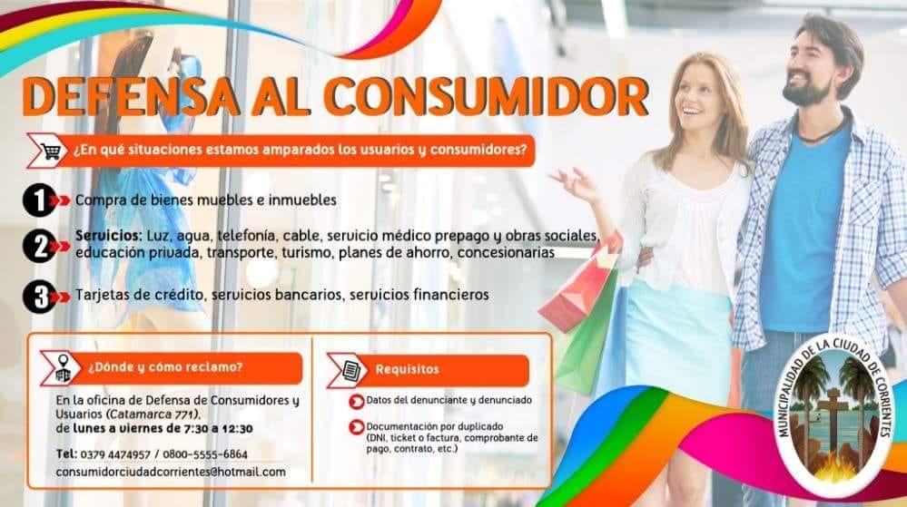 Asesoramiento y gestiones gratuitas a usuarios y consumidores afectados en sus compras