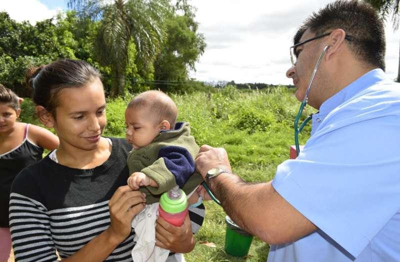 Con los nuevos programas se amplía la cobertura sanitaria a las personas más vulnerables