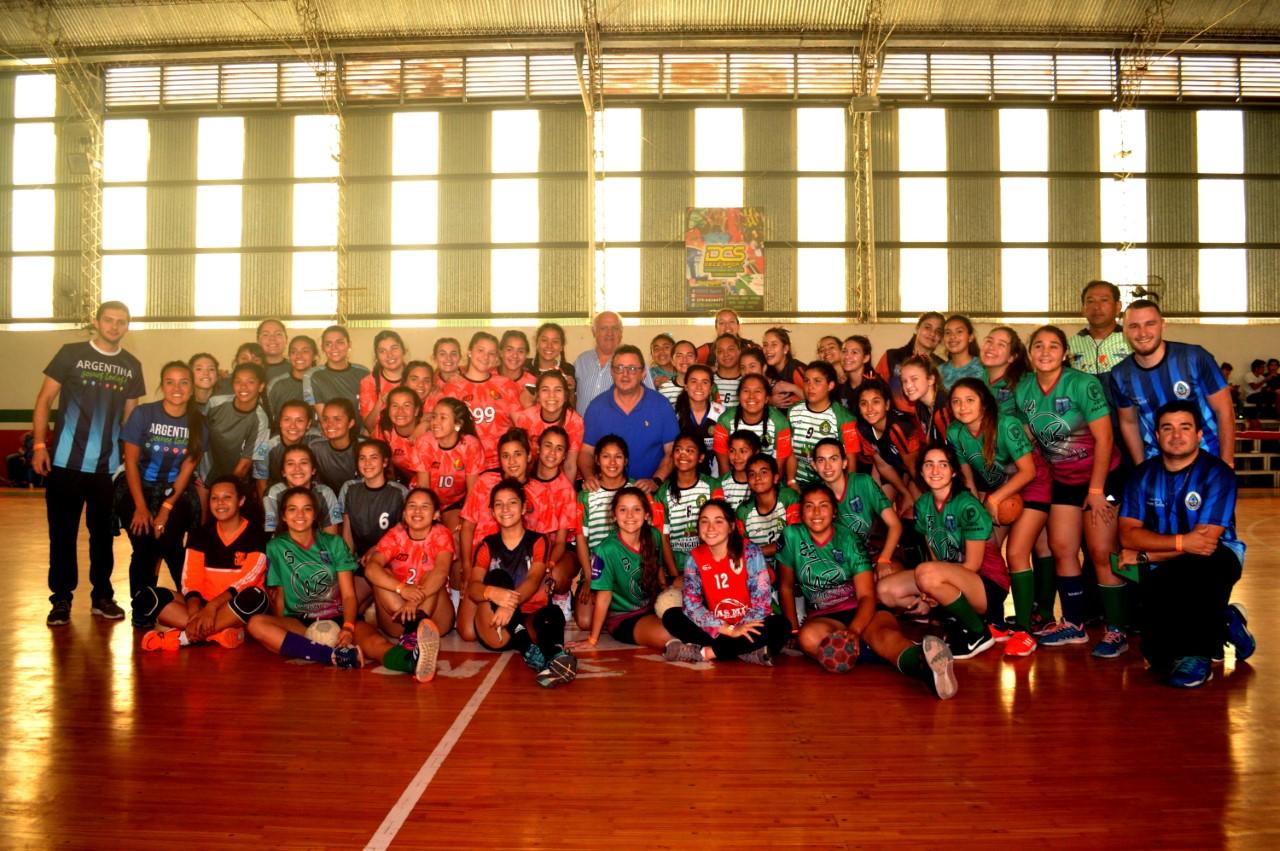 """Con las finales de Handball, finaliza este domingo la cuarta fase provincial de los """"Juegos Correntinos 2018"""""""