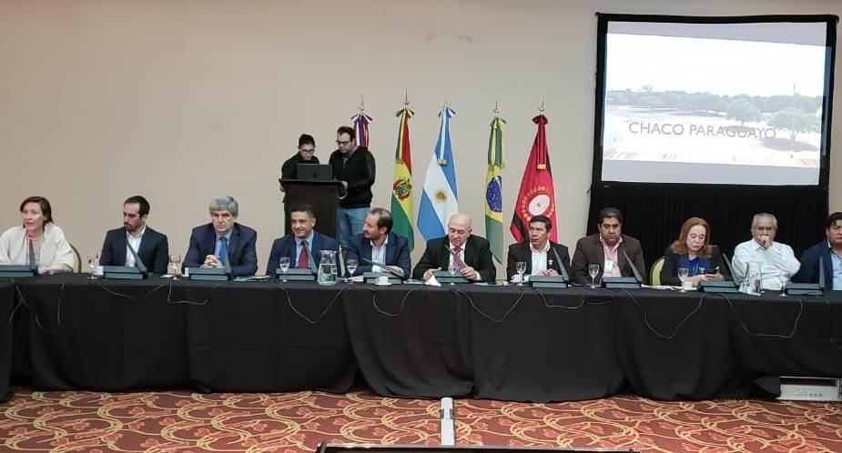 El ministro Rodríguez participó del IV Encuentro Mundial Gran Chaco Americano