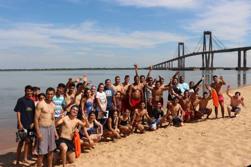 Selección de guardavidas para playas públicas de la ciudad