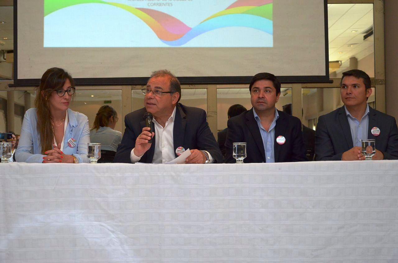 La Municipalidad realizó el primer Encuentro Participativo sobre Discapacidad