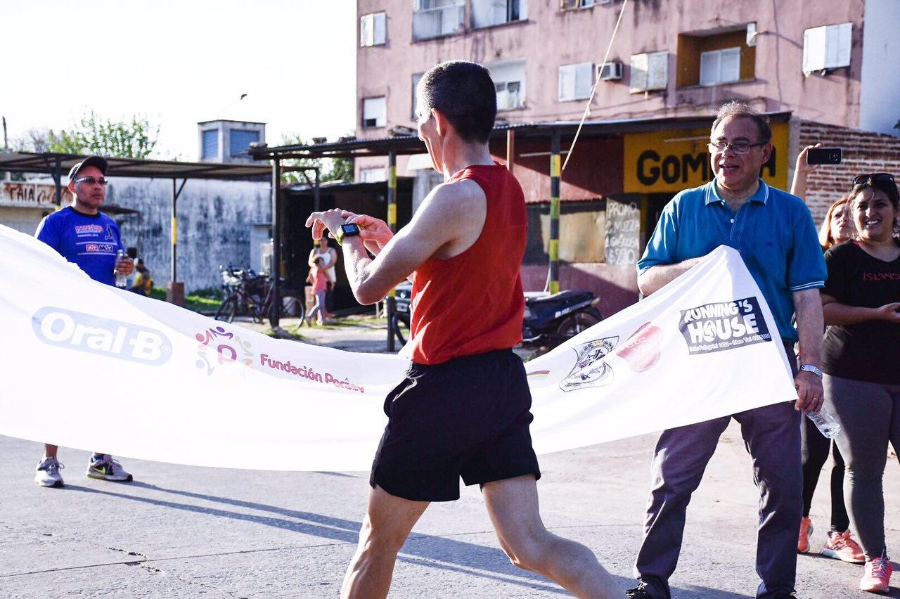 Maratones Barriales: este domingo, en el Esperanza