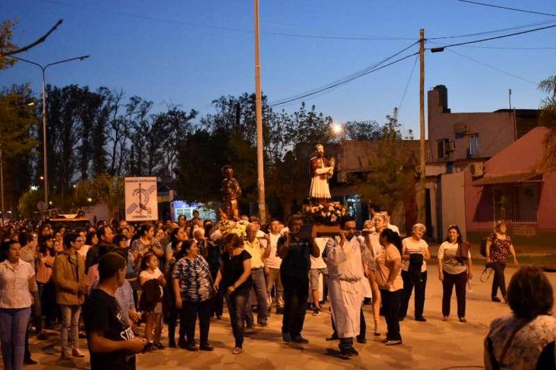 Tassano, en las celebraciones en honor a San Jerónimo