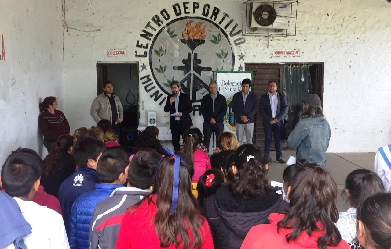 La Municipalidad avanza con acciones preventivas contra el narcomenudeo