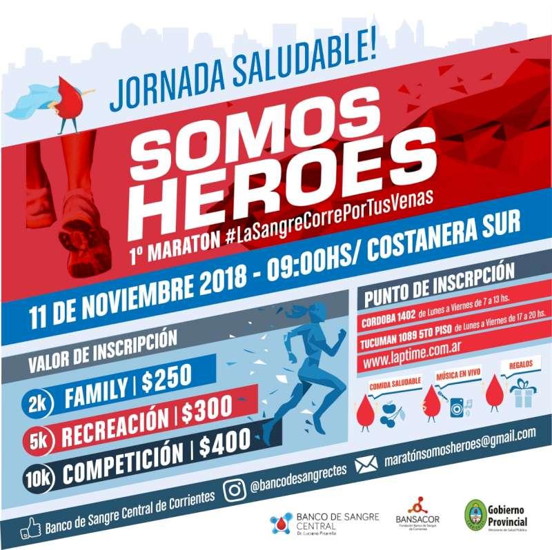 En noviembre se celebra el Día del Donante y el Banco de Sangre realizará varias actividades