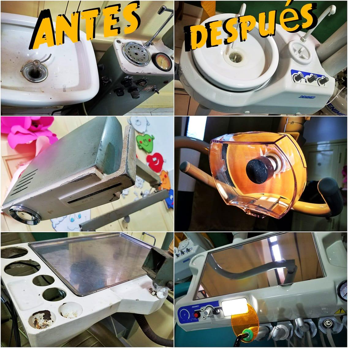 Nuevo equipamiento odontológico para una Escuela de Ituzaingó