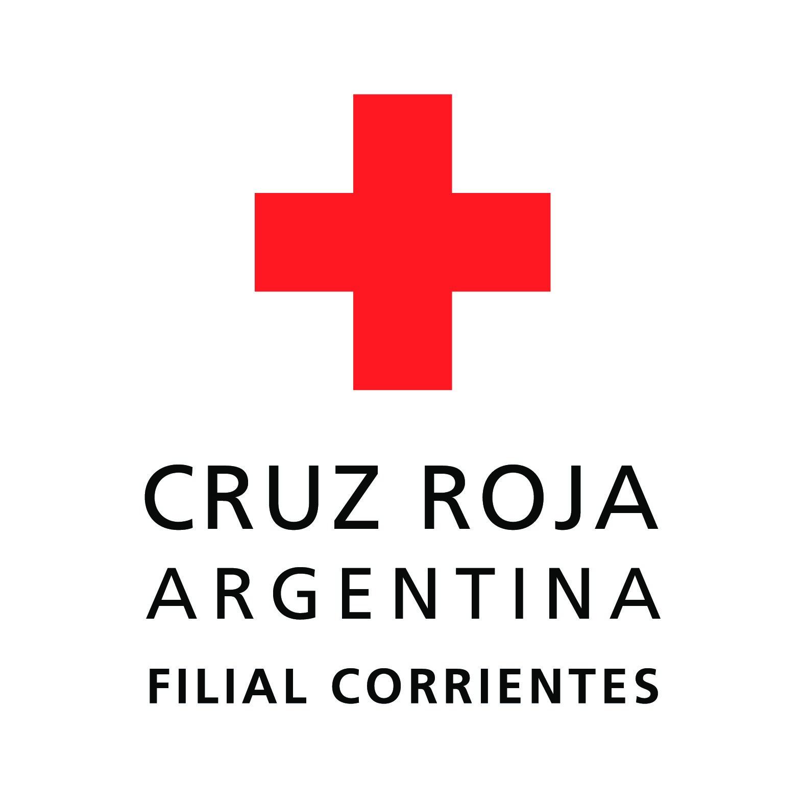 Comunicado de Prensa de la Cruz Roja Argentina Filial Corrientes