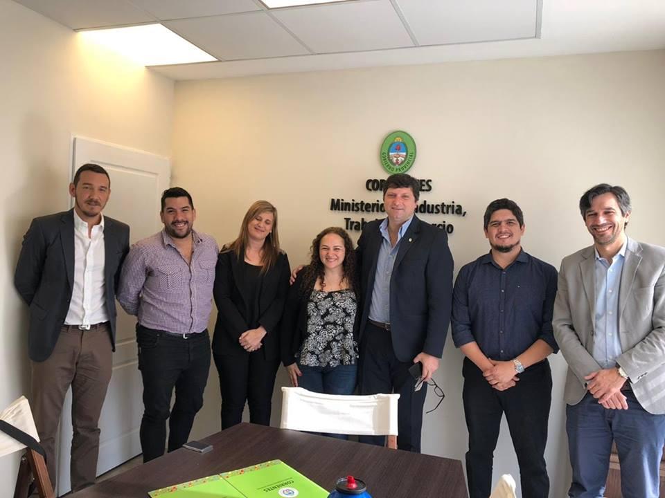 El Ministerio de Industria firmó un convenio para fomentar el desarrollo tecnológico en Corrientes