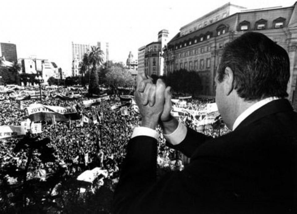 El 30 de octubre de 1983 significó el fin de siete años de dictadura.