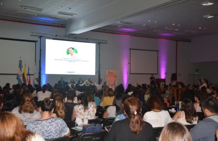 Más de mil docentes participaron del II Congreso Internacional de Educación Domiciliaria y Hospitalaria
