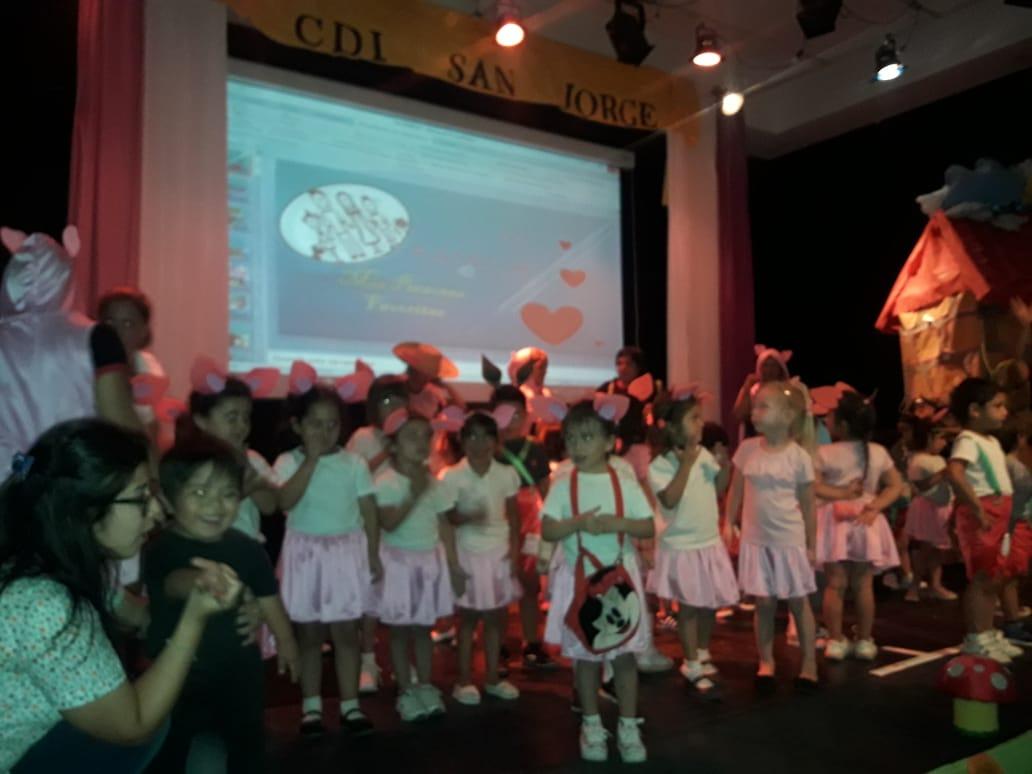 El CDI San Jorge celebró el Mes de la Familia con una gran fiesta