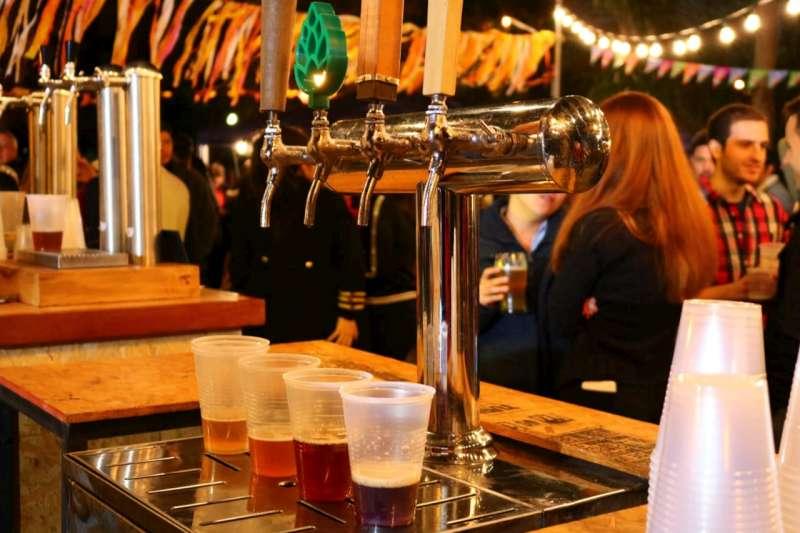 Este fin de semana, Patio Cervecero y Ciudad de Diseño