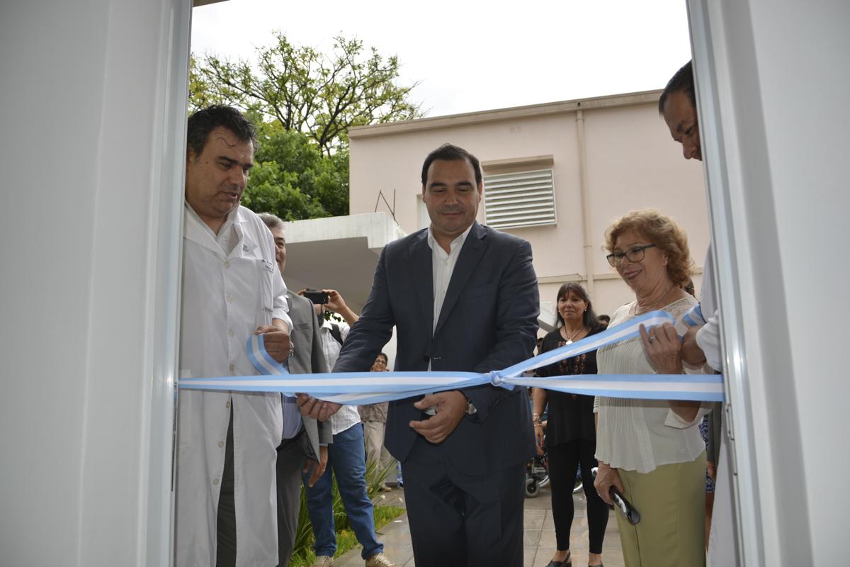 El gobernador Valdés expresó que apunta a bajar la mortalidad infantil a un dígito