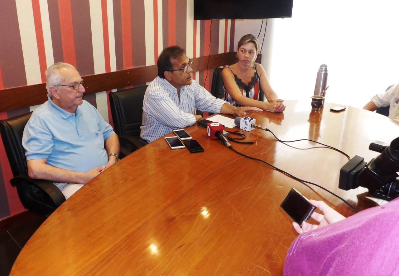 Cardozo destacó la continuidad del diálogo para el funcionamiento del Centro Oncológico