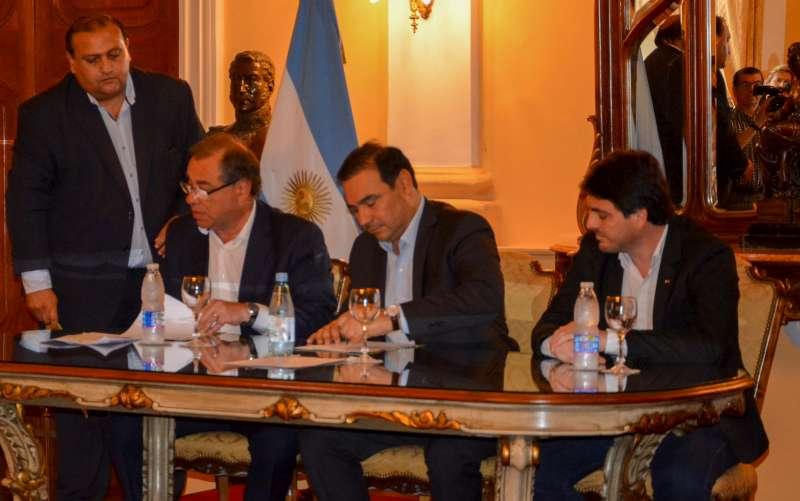 """Valdés.""""Trabajamos para que Corrientes pueda lograr su desarrollo creando oportunidades"""""""