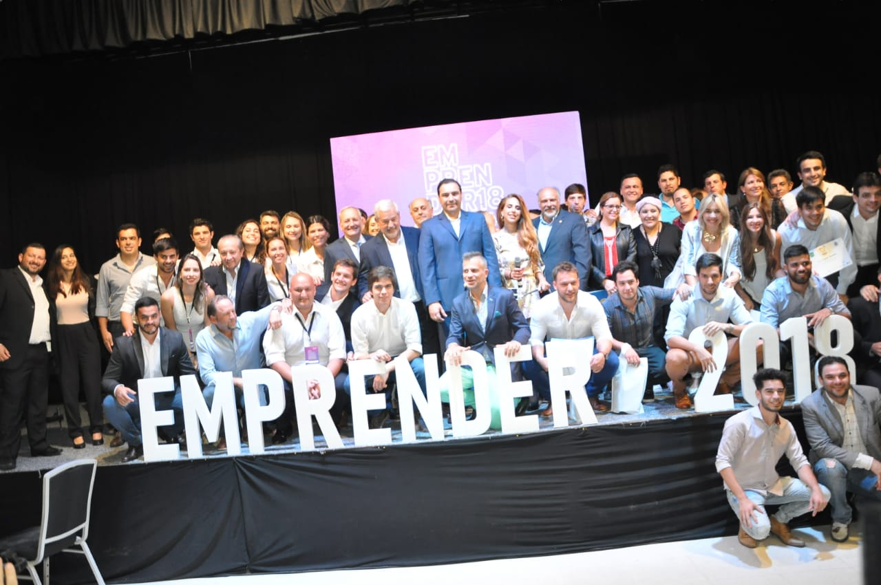 La FECORR acompañó al Gobernador en el cierre del Emprender Nacional 2018