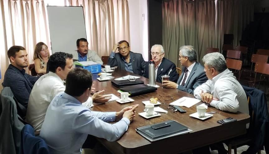 Cardozo destacó el trabajo articulado que llevan adelante desde el Gobierno provincial con representantes de Elena Bonatti