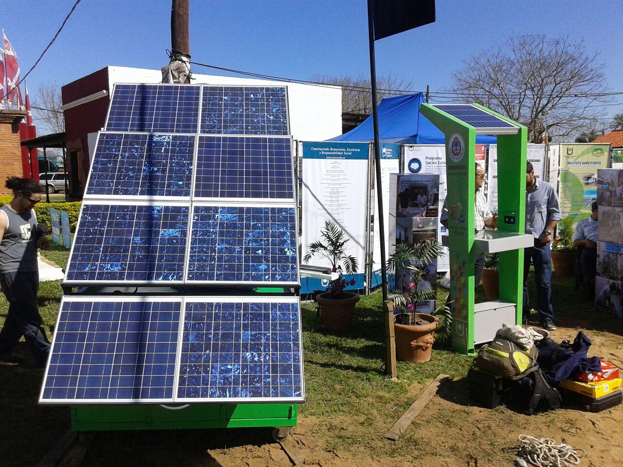 Un novedoso equipo de bombeo fotovoltaico puede impactar en la producción del NEA