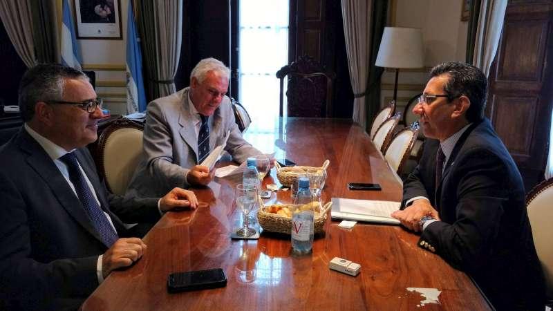 López Desimoni junto a Chaín y Panseri analizó la flagrancia a seis meses de su implementación