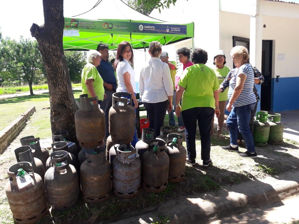Numerosas familias participaron de operativo integral del Gobierno Provincial