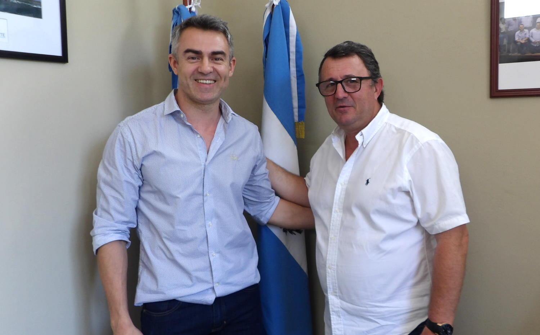 """Analizan la posibilidad de organizar una fecha del """"Top Race"""" en la ciudad Corrientes"""