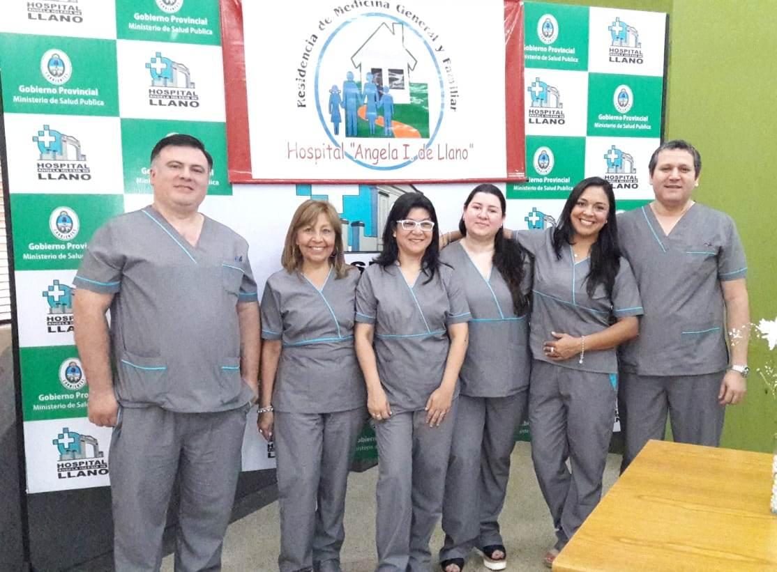 Continúan las capacitaciones para los equipos de salud