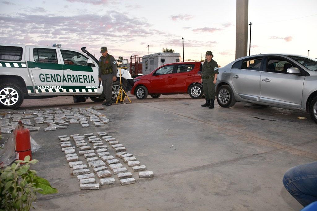 Desarticulan una Organización Criminal de Narcotraficantes