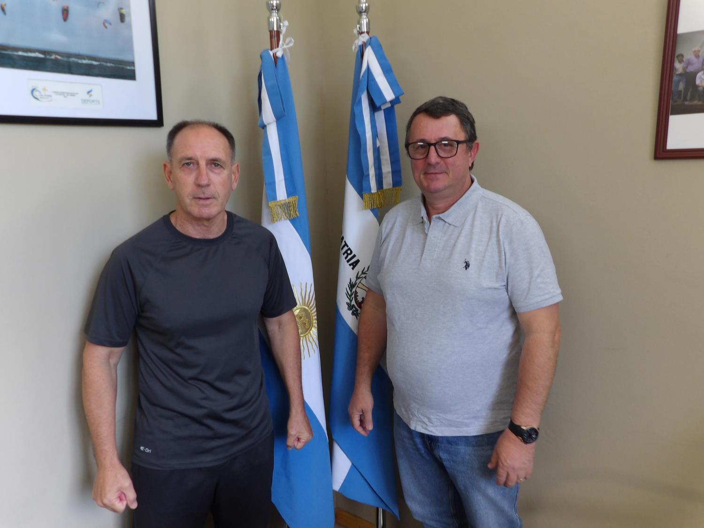 """Jorge Demarchi, elegido como Coordinador General de la """"Unified Taekwondo Sud América"""""""