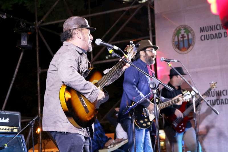 Fin de semana a puro blues en el parque Cambá Cuá