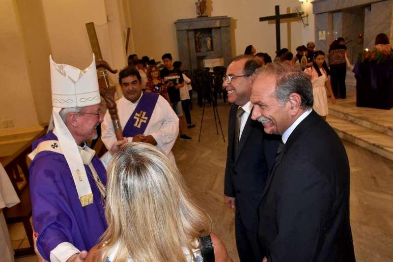 Misa por los 40 años de sacerdocio del arzobispo Stanovnik