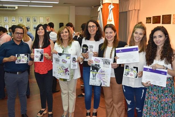 Premiaron a ganadoras del Concurso contra la discriminación y violencia de género