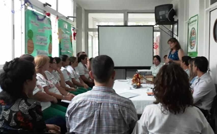 Salud realizó una Jornada de Fortalecimiento de la CUS en Mercedes