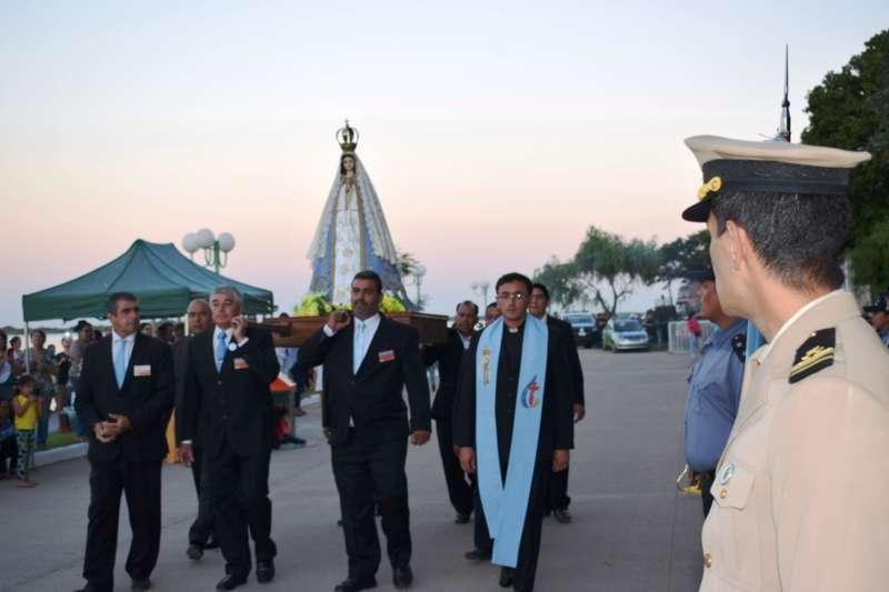 La Provincia acompañó los festejos por el 403° Aniversario de Itatí