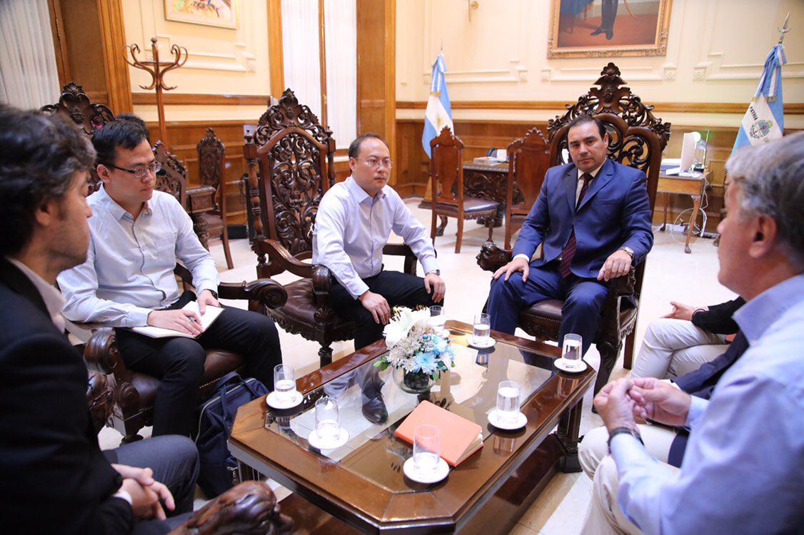 Corrientes y el gobierno de China avanzan hacia un acuerdo para fomentar inversiones en la Provincia