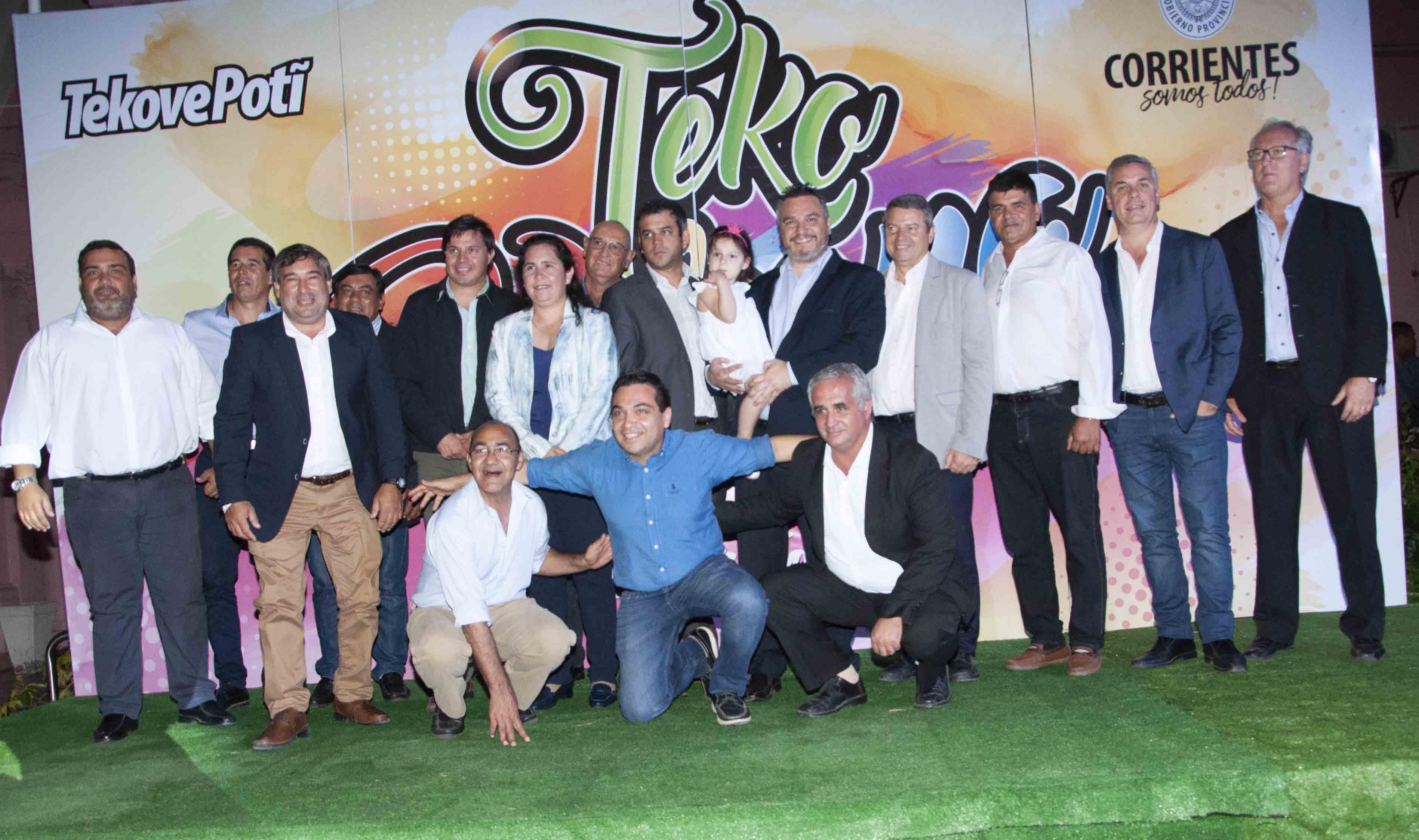 Se lanzó el Tekoverano 2019, que una vez más recorrerá las localidades correntinas