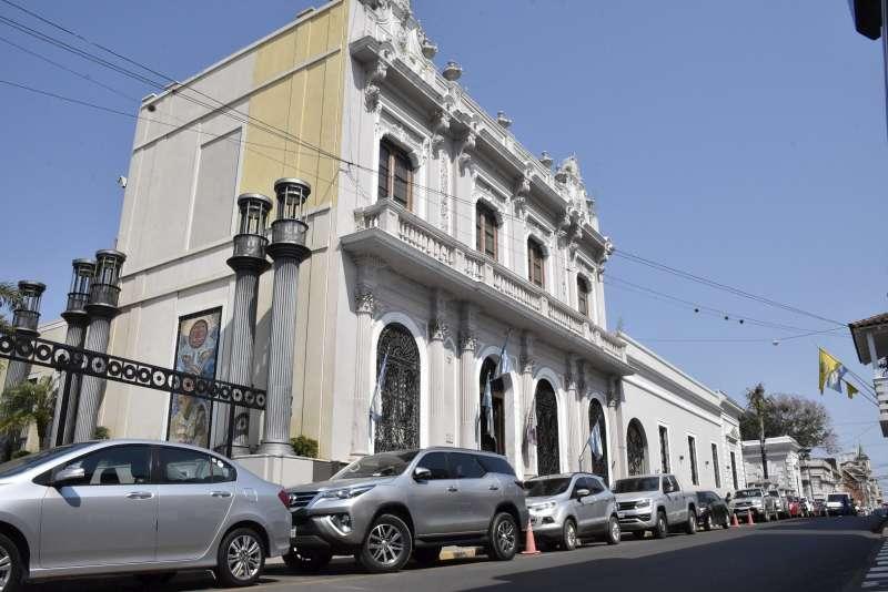 El Ejecutivo designó a Aníbal Mosqueda como auditor municipal