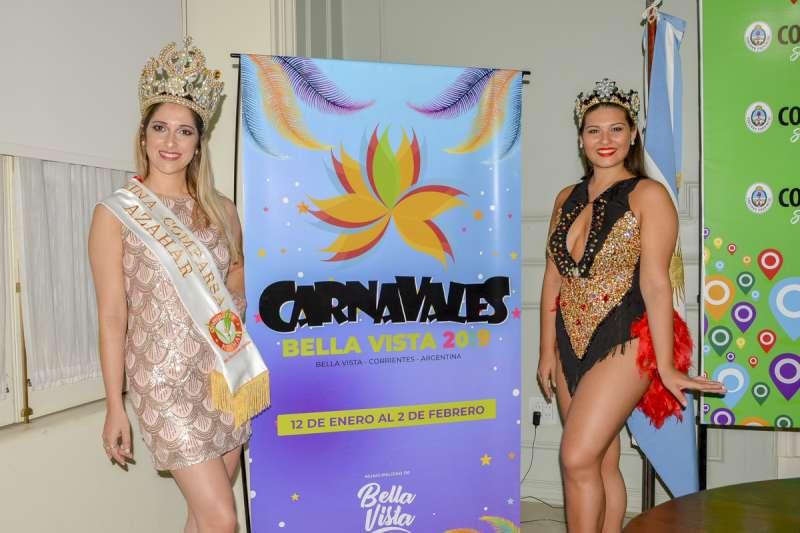 Con acompañamiento de la Provincia, Bella Vista lanzó su Carnaval 2019