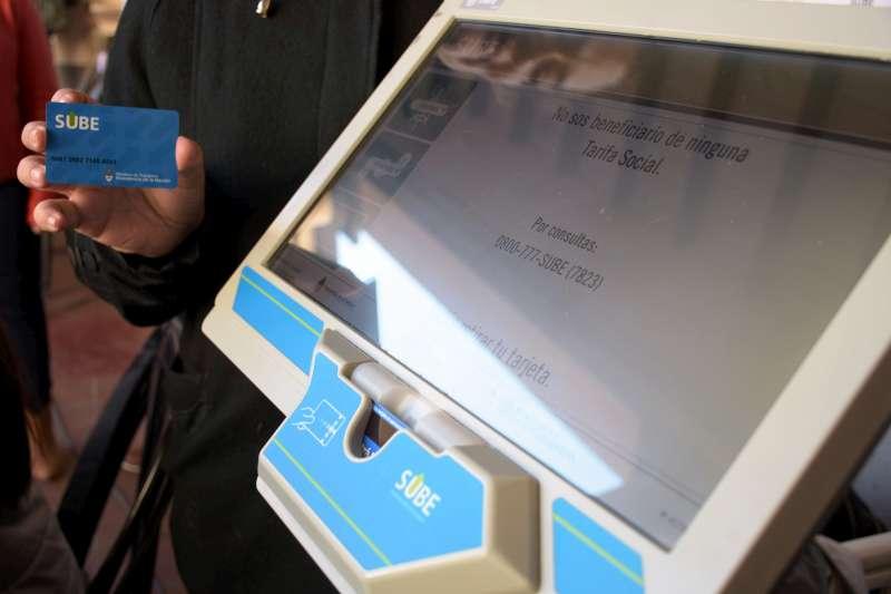 SUBE para mayores de 70, la renovación será en las terminales automáticas