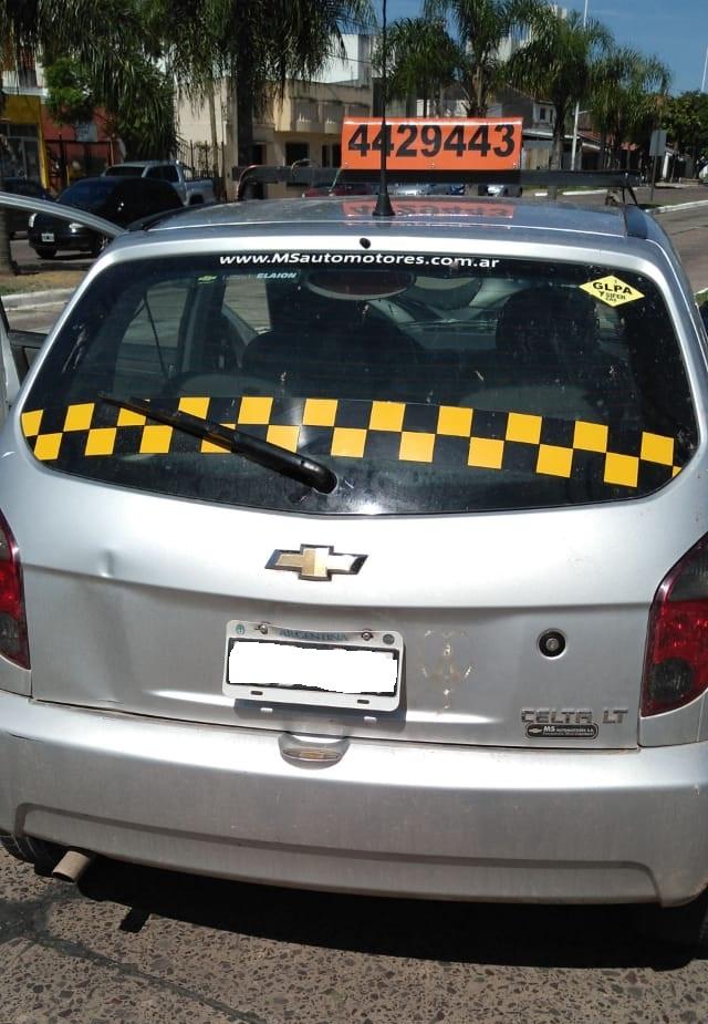 Incautan un automóvil que se encontraba secuestrado por personal de la Dirección de Transito