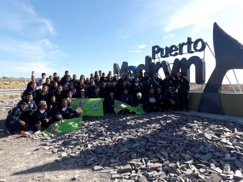 """Desde este viernes Corrientes se presenta en los """"Juegos Nacionales de Playa 2019"""""""