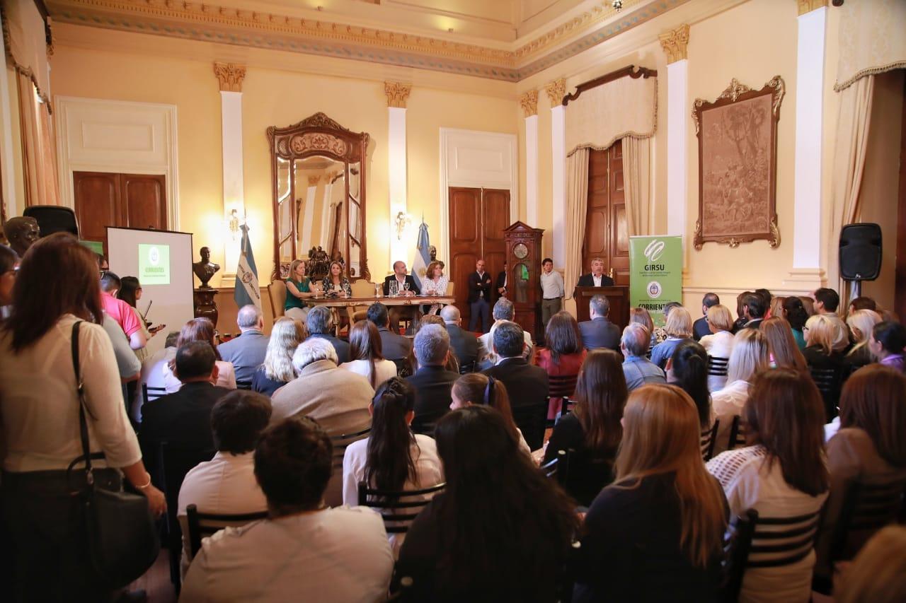 La Provincia lanzó programa de formación docente para afianzar el cuidado del medio ambiente