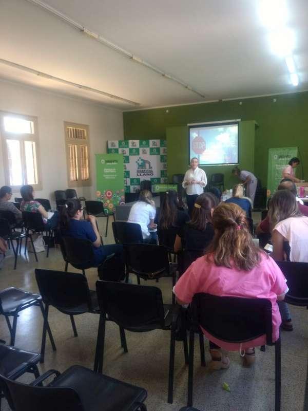 Salud Pública realizó un taller sobre prevención del suicidio