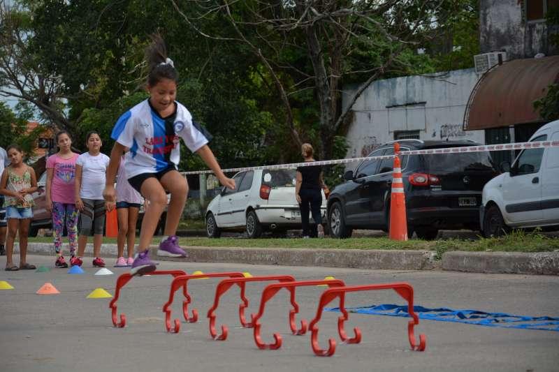 Los Juegos Infantiles Municipales llegan este sábado a tres barrios de la Ciudad
