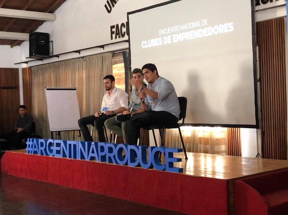 El Club de Emprendedores de Corrientes participó en el Encuentro Nacional de Clubes