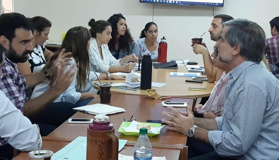 INVICO y Nación delinean proyectos de incentivo a la construcción y abordaje en barrios populares