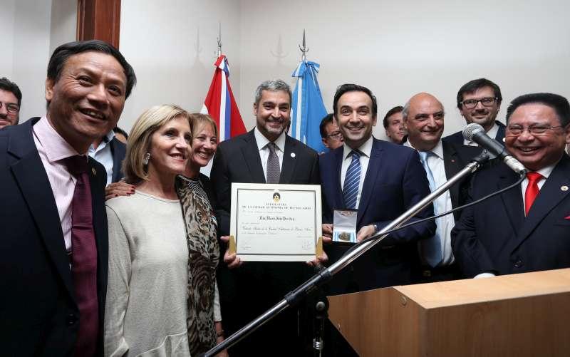 Inauguran un Centro Cultural de la República del Paraguay