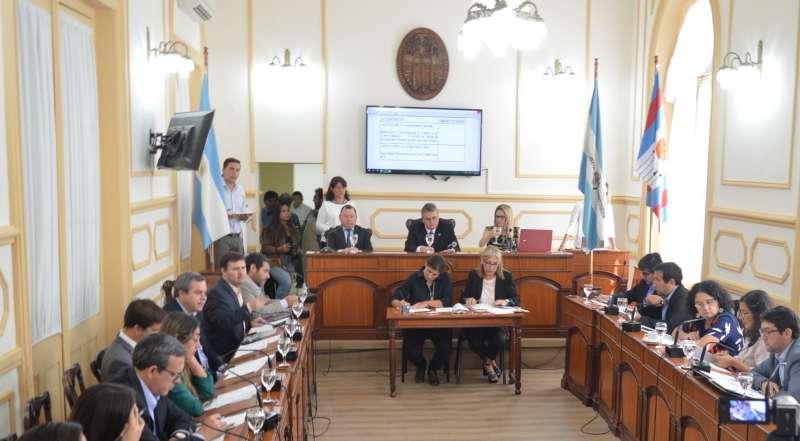 El HCD aprobó ordenanzas vinculadas a la salud y la ecología