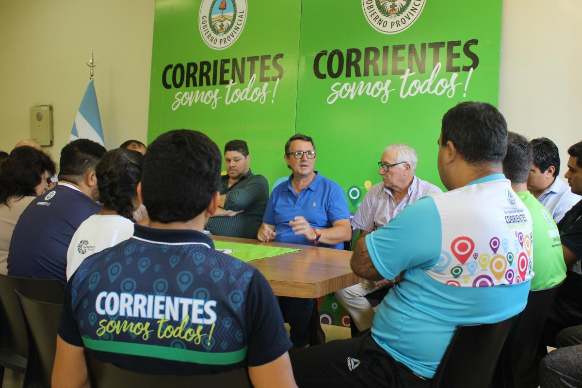 """Se vienen los """"Juegos Correntinos 2019"""""""